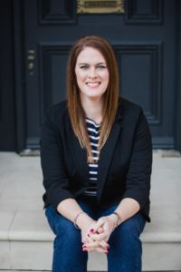 Business consultant Emma Mills-Sheffield